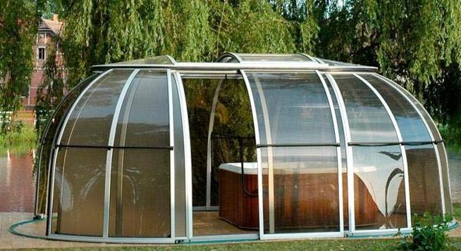 Enc spa sunhouse for The sunhouse